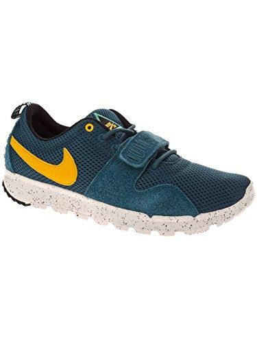Nike Trainerendor L Zapatillas de skateboarding, Hombre Blau