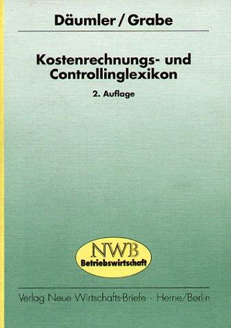 Kostenrechnungs- und Controllinglexikon