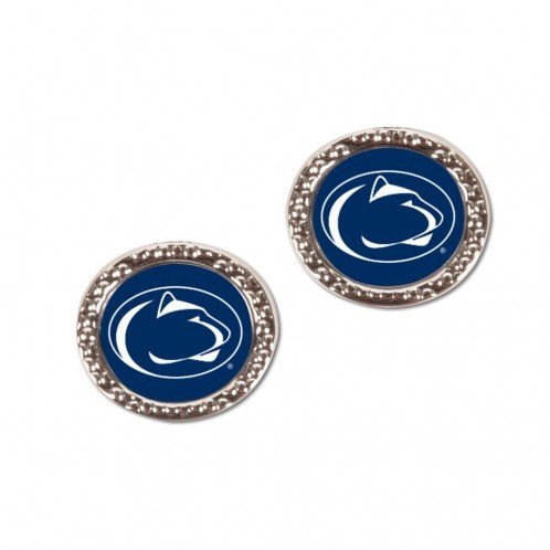 (Wincraft NCAA Penn State University Jewelry Carded Earrings)