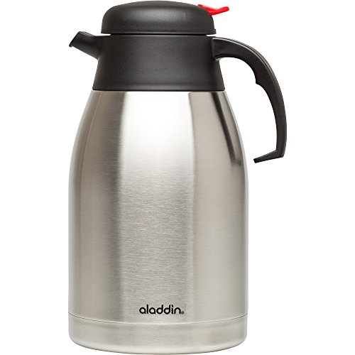 Buy aladdin stainless steel insulated carafe 2l 68oz