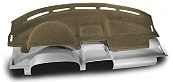 Coverking Custom Fit Dashcovers for Select Toyota Tacoma Models - Molded Carpet (Black) MDCD1TT8106