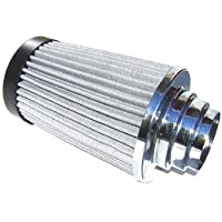 Generation IV. Cold Intake Air Filter Buick Lucerne 3.9L w/ UNIVERSAL INSTALLATION