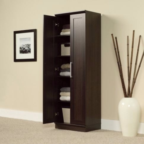 Large Storage Cabinet|Dakota Oak by By Home Design