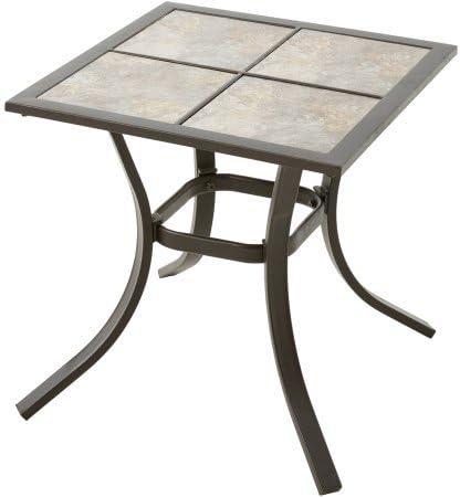 Mainstays Heritage Park 18″ x 18″ Side Table