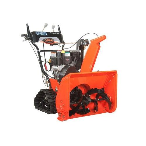 snow blower gas electric start - 5