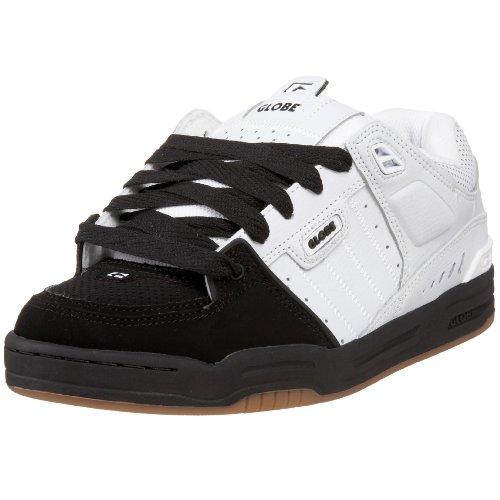 四回である広いGlobeメンズFusion Skate Shoe