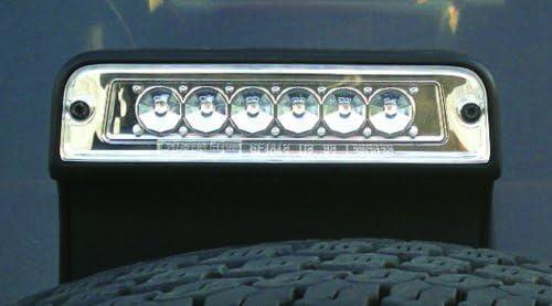IPCW LED3-407C Chrome LED Third Brake Light