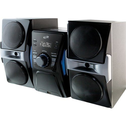 iLive - Bluetooth Home Stereo System with CD Player and FM Radio by iLive