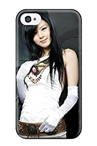 Hot EGh-3074gNOMLbpq Case Cover Protector For Iphone 4/4s- Hwang Mi Hee