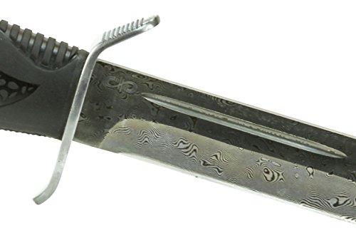 AIR Zlatoust knife Shtrafbat Damask