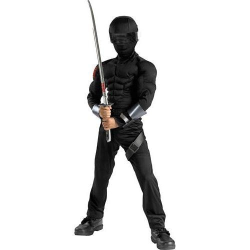 Snake Eyes Classic Muscle Costume - Small -