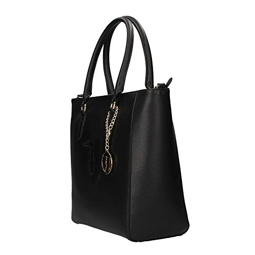 BORSA DONNA ischia shopper ecopelle black