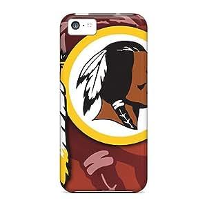 High-quality Durability Case For Iphone 5c(washington Redskins)