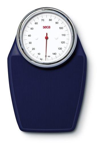 Seca Classic Big Dial Floor Scale, Blue