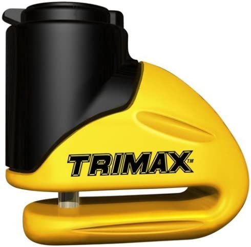 Trimax T645S Hardened Metal Disc Lock