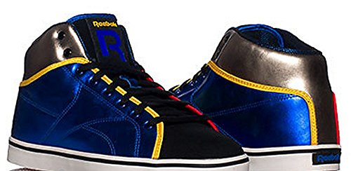 ac8c927ed9723d Reebok Men s T RAWW PRIME COURT MID TOP Basketball Shoes In Gold ...