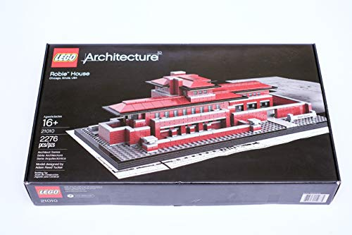 LEGO Architecture Robie House 21010