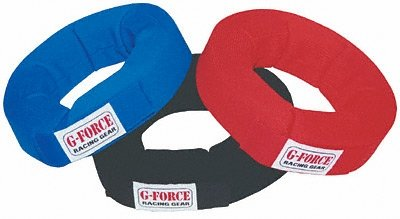 G-Force 4122MEDBK Black Medium SFI Helmet Support