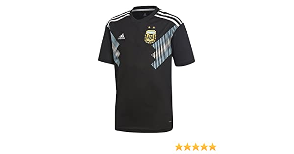 Amazon.com   adidas Youth Soccer Argentina Away Jersey   Sports   Outdoors 5adbebfd0