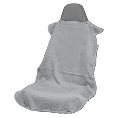 Seat Armour CST-GRE Grey Seat Protector Towel: Automotive