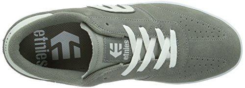 Etnies LO-CUT - Zapatillas de skateboarding para hombre Grau (370 / GREY/WHITE)