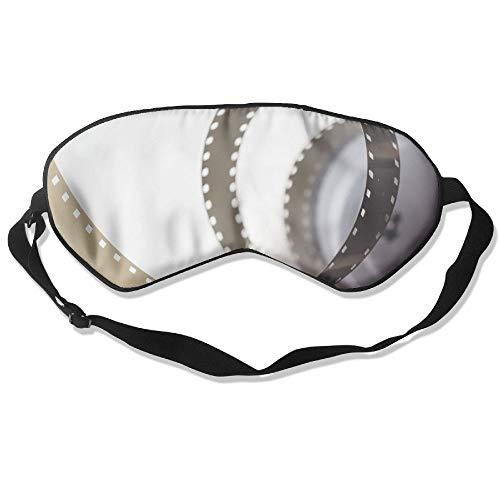 Goods Shops Mulberry Silk Sleeping Masks Camera Flim Movie Eyepatch Eye Masks Adjustable Sleeping Eye Shade