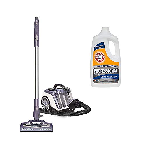 Shark Rotator Lightweight Vacuum Cleaner & 64 Ounce Carpet W
