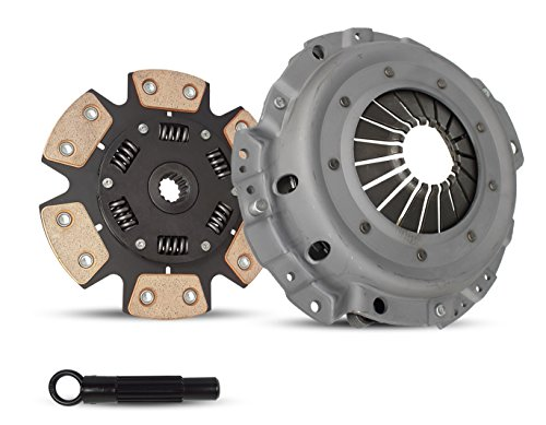 - Clutch Kit Works With Chevrolet Cavalier Pontiac Sunfire Base Ls Rs Se Sedan Copue Convertible 1995-1999 2.2L L4 GAS OHV Naturally Aspirated (6-Puck Clutch Disc Stage 2)
