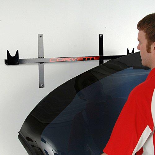 Targa Wall - MIDWEST CORVETTE C5 Corvette Targa Top Roof Panel Wall Mount Holder Fits: 97 through 04 Corvette Coupes