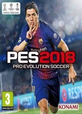 PES 2018 (PS4) (Fifa 2018 World Cup Ps4)