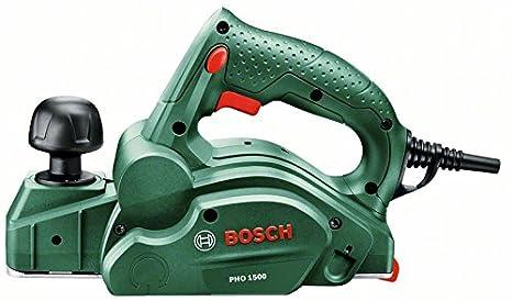 Bosch 06032A4100 Cepillo, 240 V, Negro, Verde, 680 W