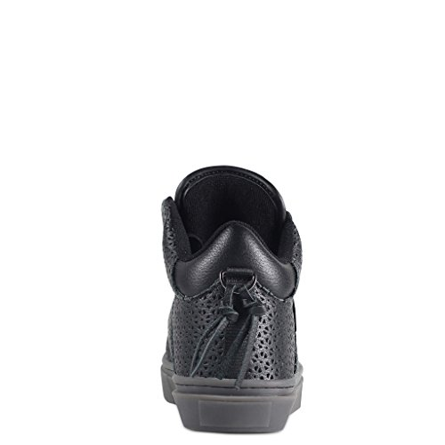 Clear Weather One Ten High Top Sneaker in Black Snowstorm