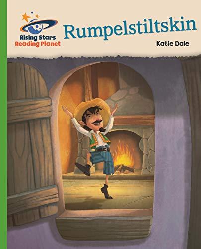 Reading Planet - Rumpelstiltskin - Green: Galaxy (Rising Stars Reading Planet) (English Edition)