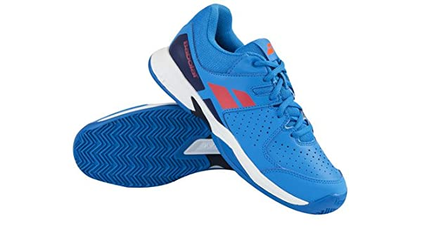 Zapatillas de tenis junior Babolat Pulsion Clay Jr: Amazon.es: Deportes y aire libre