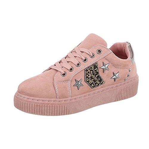 Chaussures Mocassins à Chaussures Plat Design Ital lanière femme rAwzqxBr