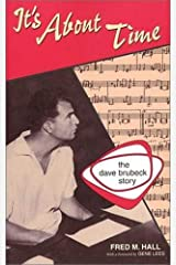 It's About Time: The Dave Brubeck Story Paperback