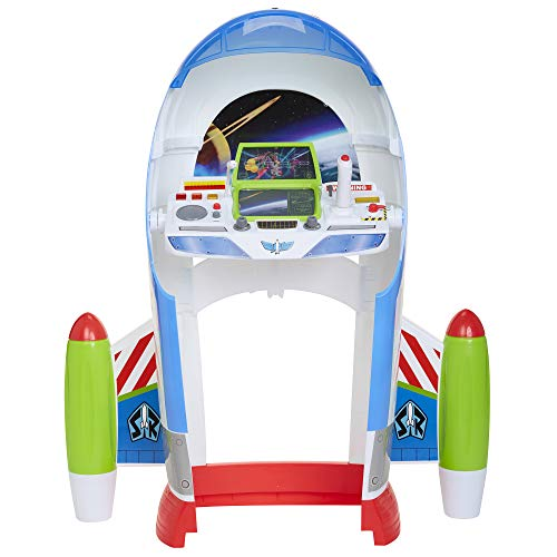 Buzz Lightyear Command Center is an awesome toy for preschool-aged boys