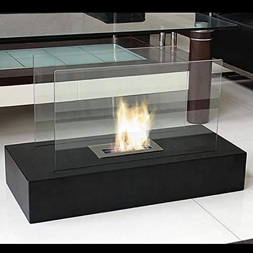 floor fireplace - 5