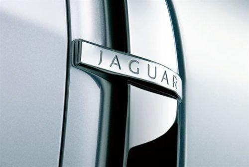 Jaguar OEM Accessory Chrome Power Side Vents by Jaguar