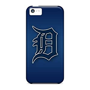 Case For Iphone 5/5S Cover Fashion Design Detroit Tigers Case-CWN1147VKAR