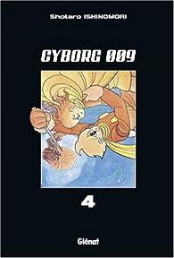 Cyborg 009, tome 4 par Shotaro Ishinomori