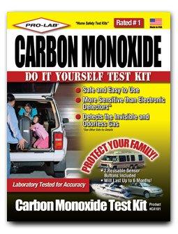 Carbon Monoxide Test Kit - Carbon Monoxide Sensor