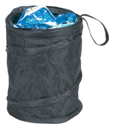Hopkins TRASH-BLA-2PK Go Gear Pop-Up Trash Can, (Small/Large Combo Pack)