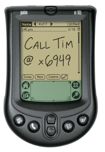 Palm Pda (PalmOne m105 Handheld)