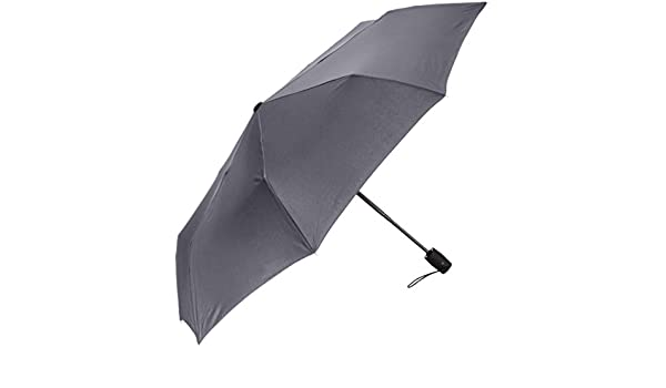 Hackett Clothing Small Folding Brand, Paraguas Hombre, Gris (Grey), One Size(UK): Amazon.es: Ropa y accesorios