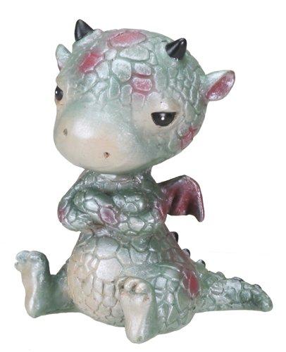 Sulky Baby Dragon Figurine Display - Statue Dragon Baby