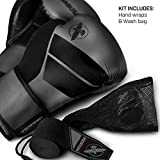 Best Boxing Gloves 16ozs - Hayabusa Boxing S4 Training Gloves Black Large 16oz Review