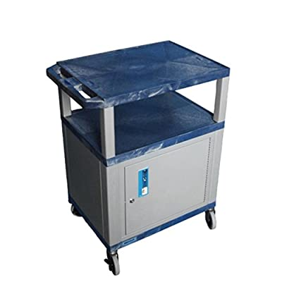 HealthOMeter Rolling Pediatric Scale Cart