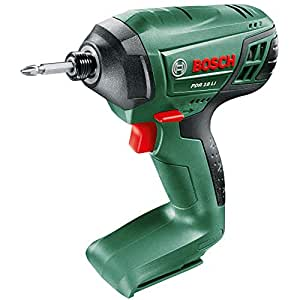 Bosch Cordless Impact Driver PDR 18 LI (Without Battery, 18 Volt System, in Box)