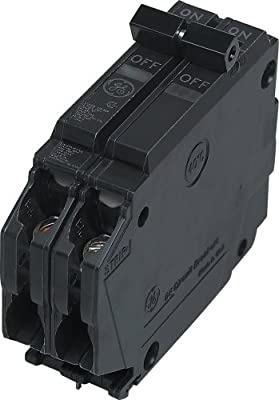 General Electric THQP235 Circuit Breaker, 2-Pole 35-Amp Thin Series